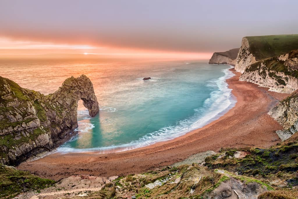 Jurassic Coast - the best places to visit in Dorset