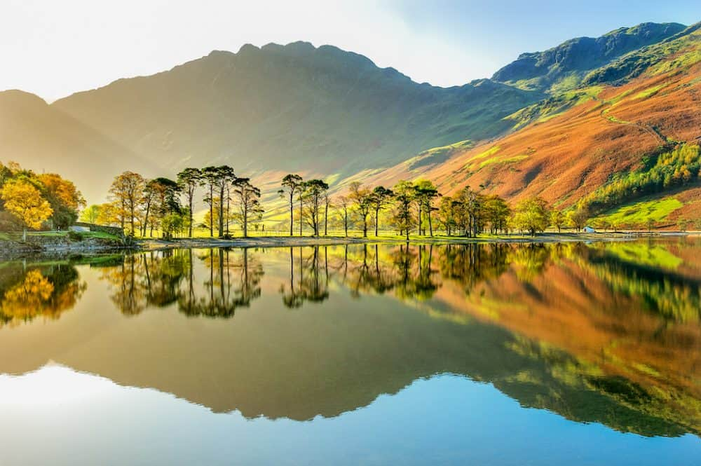 A beautiful Lake District