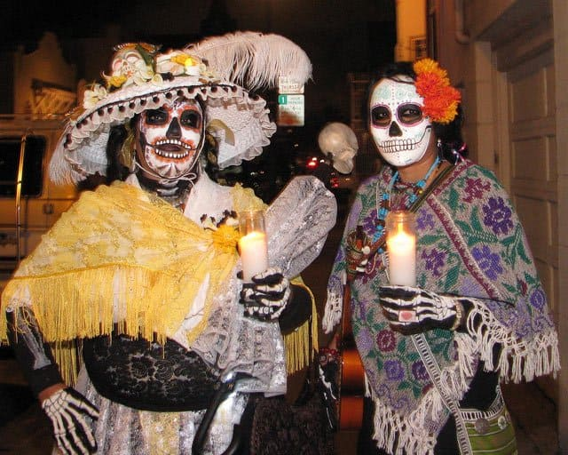 Mexico Day of the Dead on GlobalGrasshopper.com