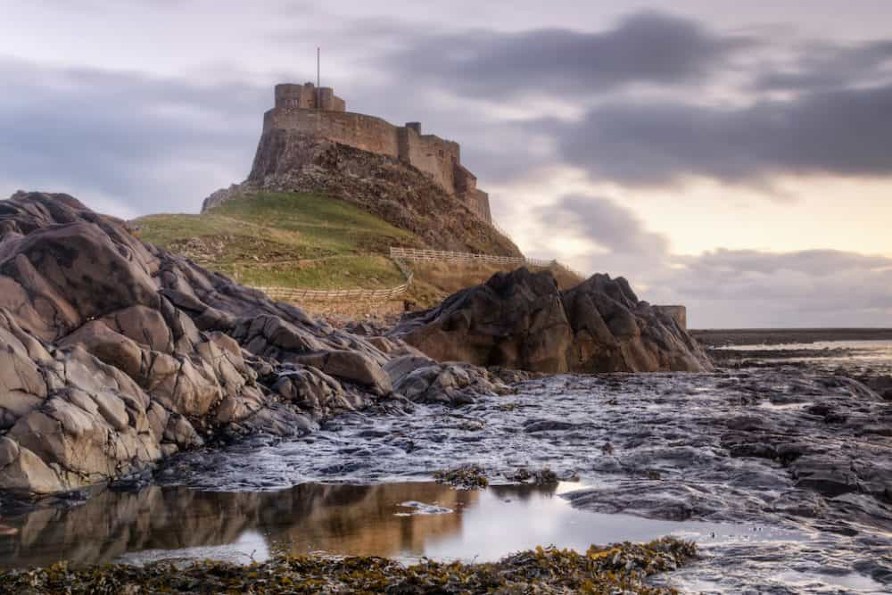 Holy Island - the best places to visit in Northumberland