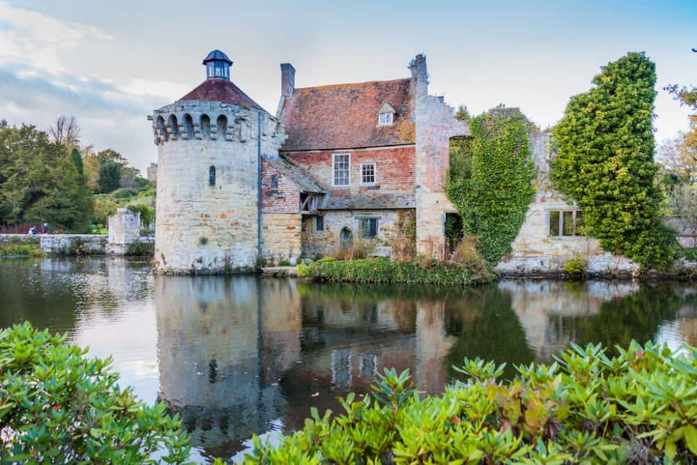 Scotney Castle Kent