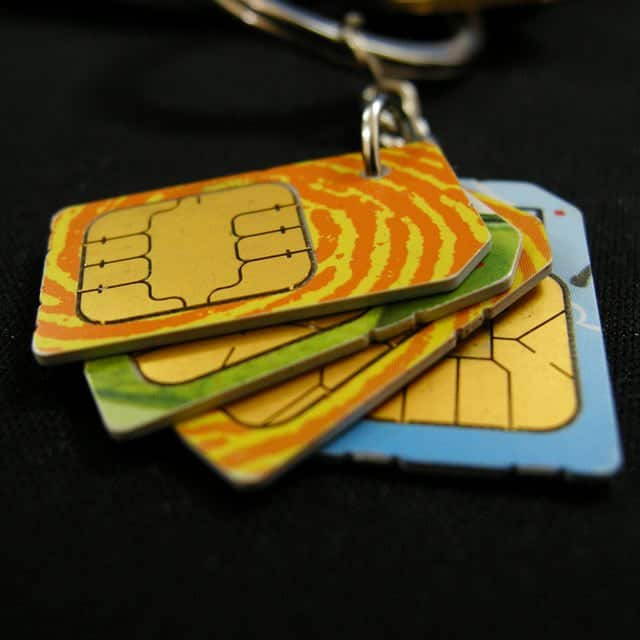 Sim card on GlobalGrasshopper.com