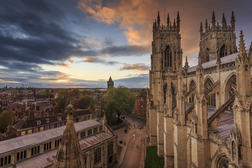 York minster - places to visit in northern england