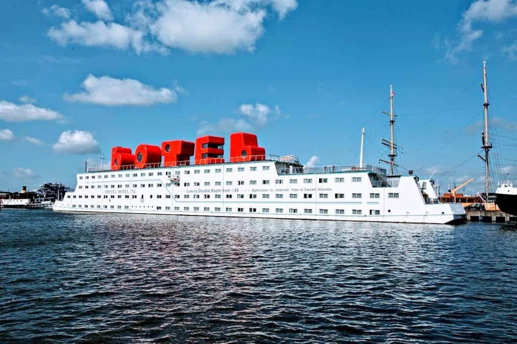 Top 15 cool and unusual hotels in Amsterdam 2020 Global Grasshopper