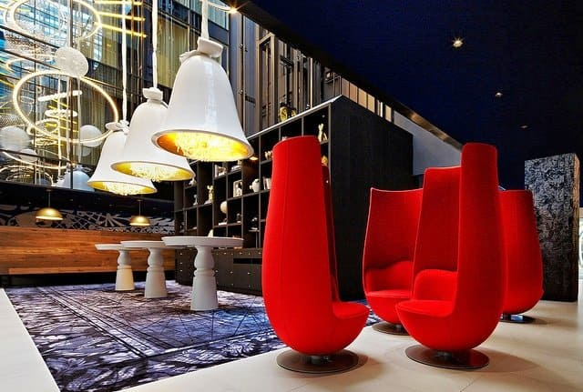 Andaz Amsterdam - cool and unusual hotels in Amsterdam