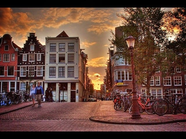 top 12 cool and unusual hotels in amsterdam travel tips reviews. Black Bedroom Furniture Sets. Home Design Ideas