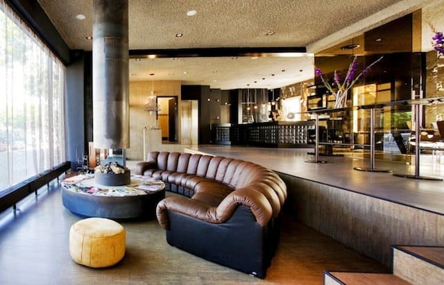Hotel V Frederiksplein - cool and unusual hotels in Amsterdam