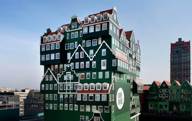 Top 12 Cool And Unusual Hotels In Amsterdam