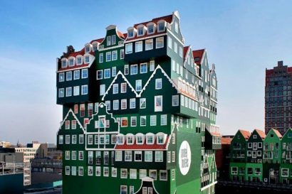 cool and unusual hotels in Amsterdam