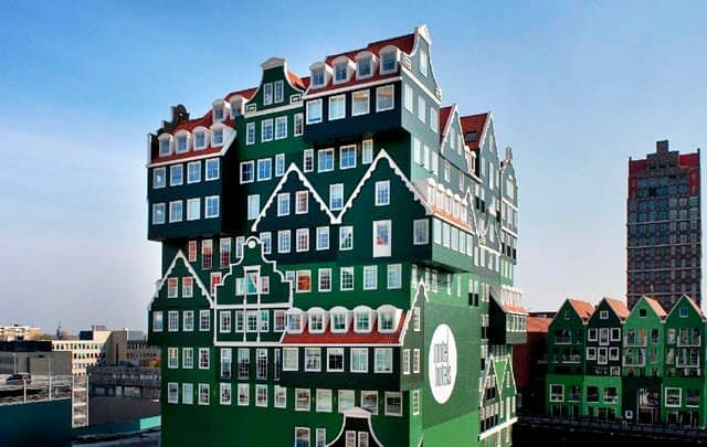 top 12 cool and unusual hotels in amsterdam boutique travel blog. Black Bedroom Furniture Sets. Home Design Ideas