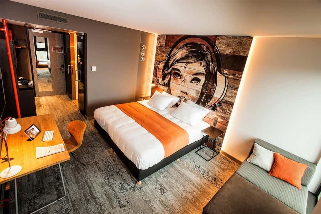 music hotel in Amsterdam