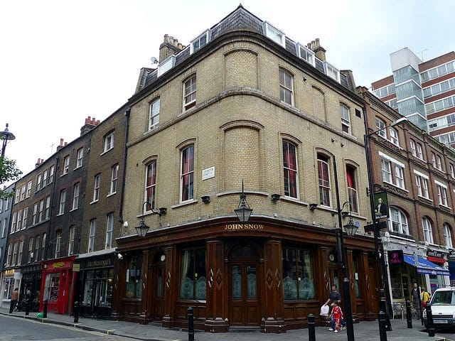 Sam Smith's pubs in London