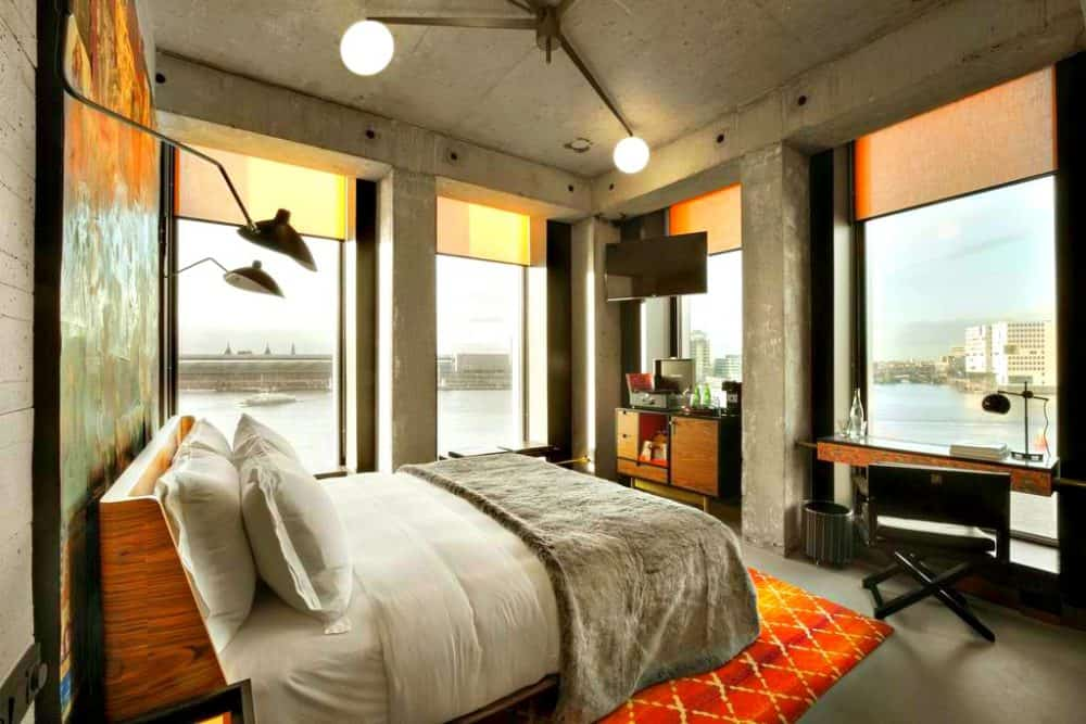 trendy hotels in Amsterdam