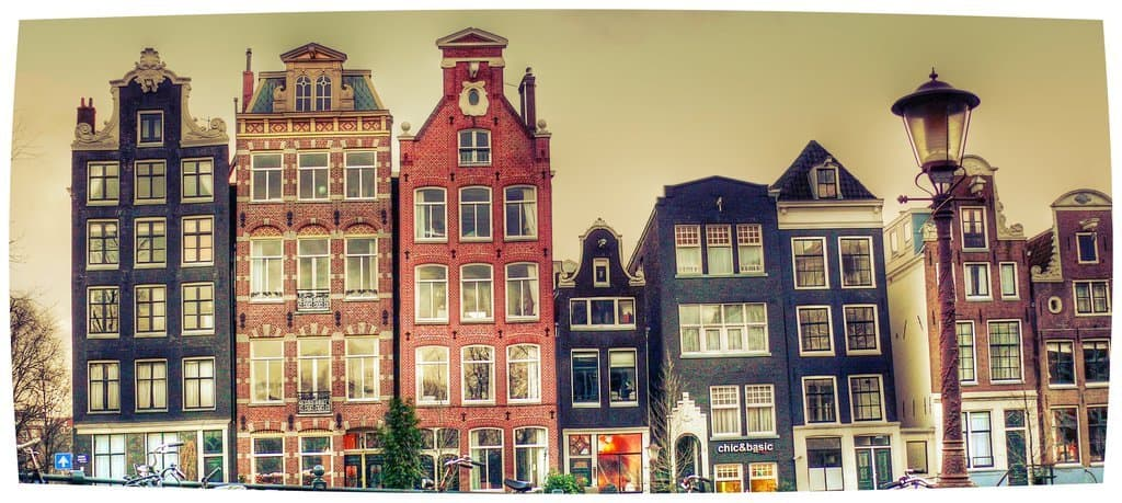 Top 12 cool and unusual hotels in Amsterdam Global Grasshopper