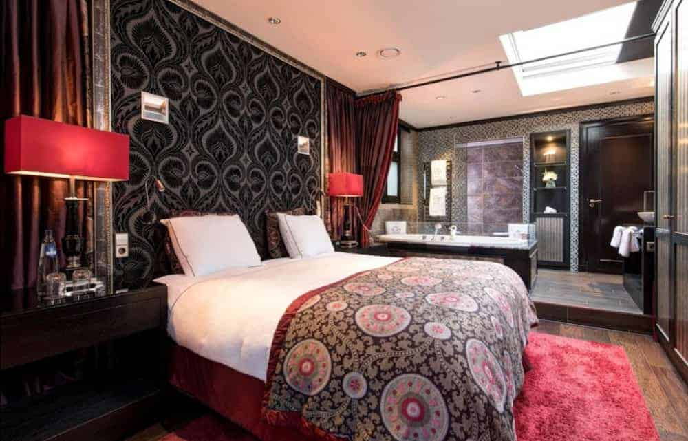 romantic hotel in Amsterdam