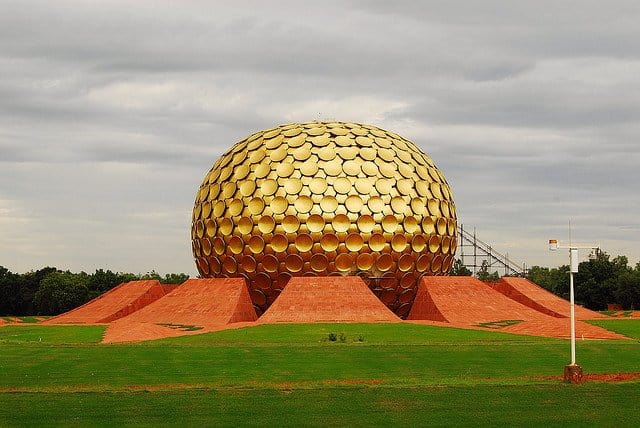 Auroville, India on GlobalGrasshopper.com