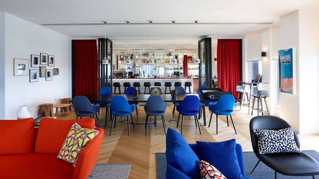 CitizenM Hotel Paris