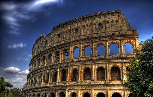 10 of the best historic attractions to visit in rome for Best place to visit italy