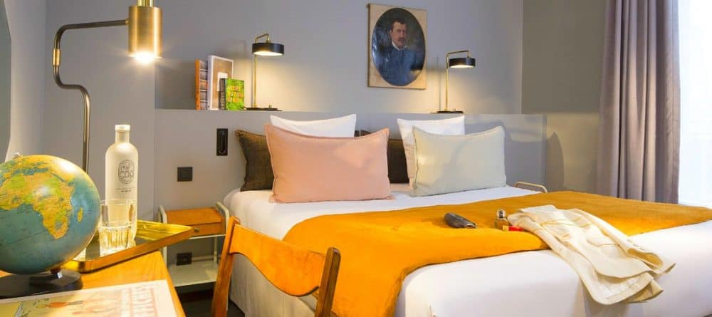 COQ Hotel Paris - a Paris boutique hotel