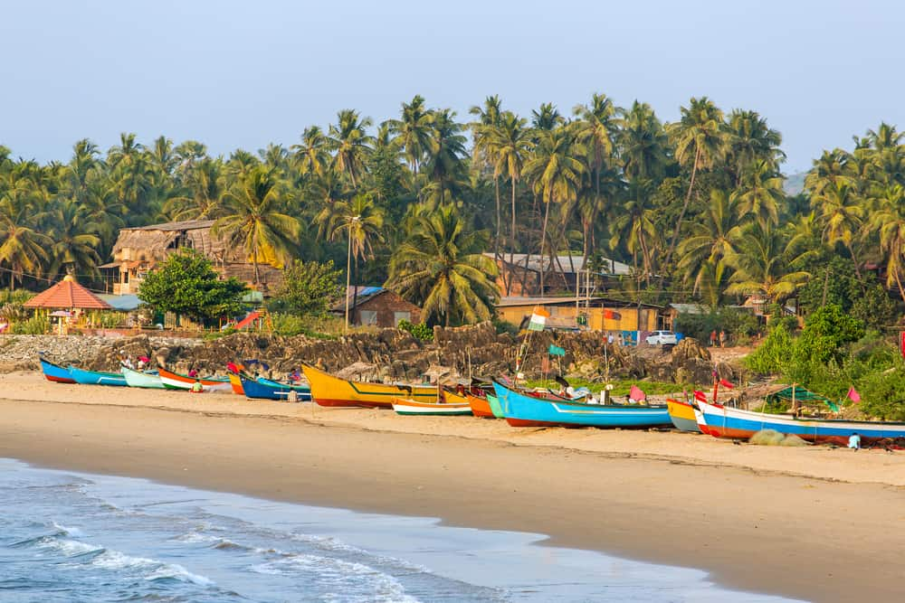 Gokarna - most beautiful places to visit in India