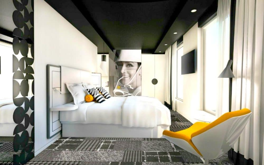 Top 12 cool and unusual hotels in Paris Global Grasshopper