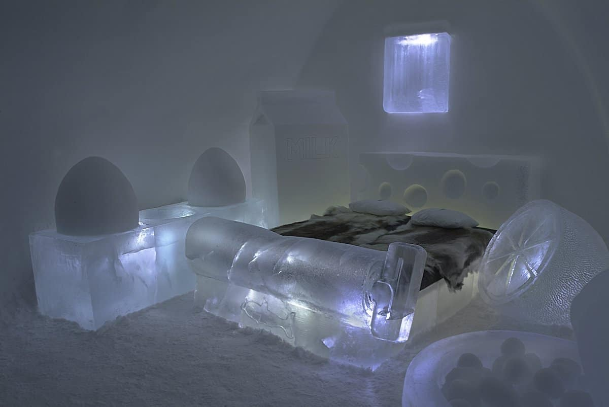 Ice Hotel, Quebec on GlobalGrasshopper.com