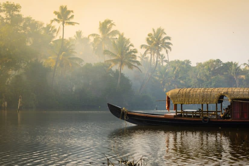 Kerala - India beauty spots
