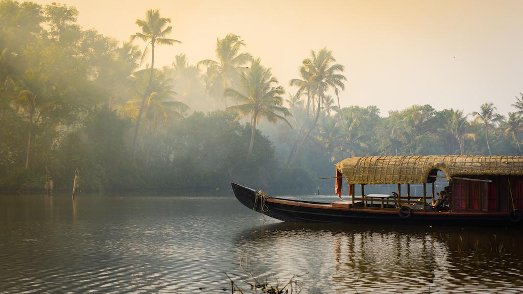 Kerala - India beauty spots