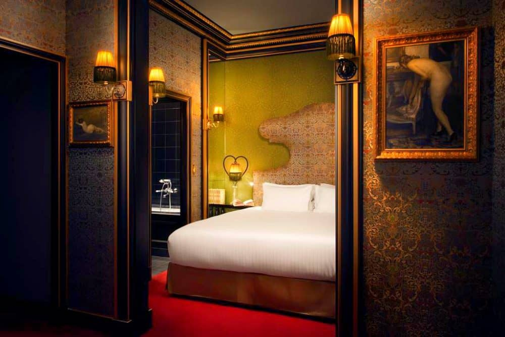 Top 10 cool and unusual hotels in Paris Global Grasshopper