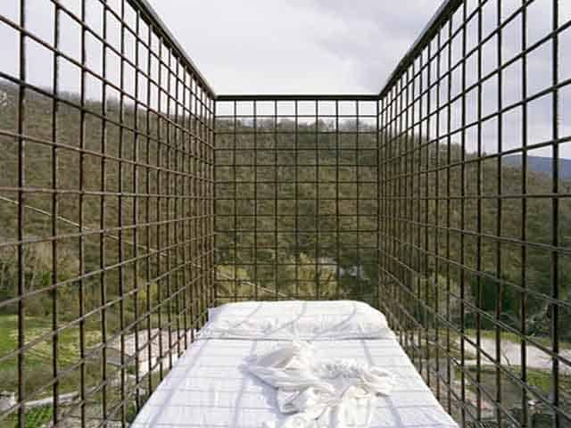 In pictures: the world's most unusual hotel beds Global Grasshopper