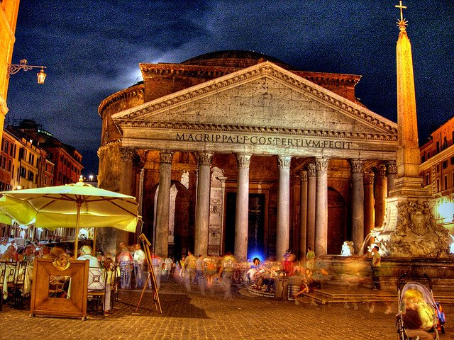 Pantheon, Rome on GlobalGrasshopper.com