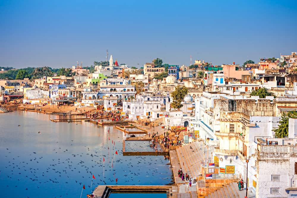 Pushkar - best places to visit in India