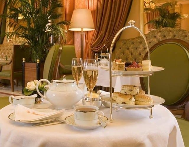 Afternoon Tea at The Dorchester on GlobalGrasshopper.com