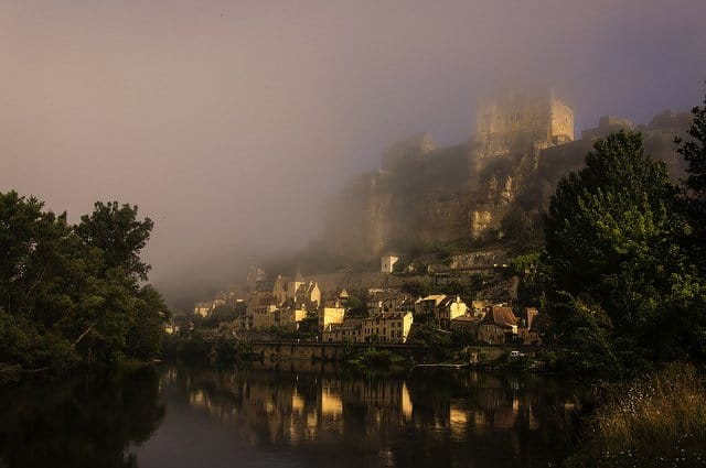 Dordogne region France
