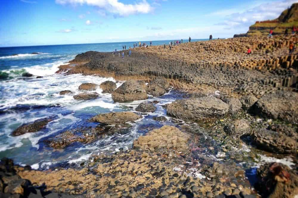 The Giant's Causeway - must see places in Northern Ireland