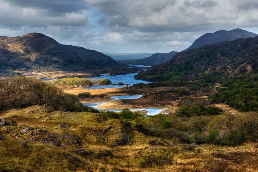 Kerry, Munster in Ireland - stunning places to visit in Ireland