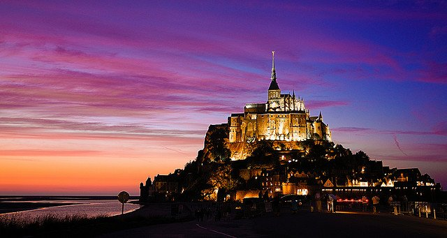 Mont Saint-Michel on GlobalGrasshopper.com