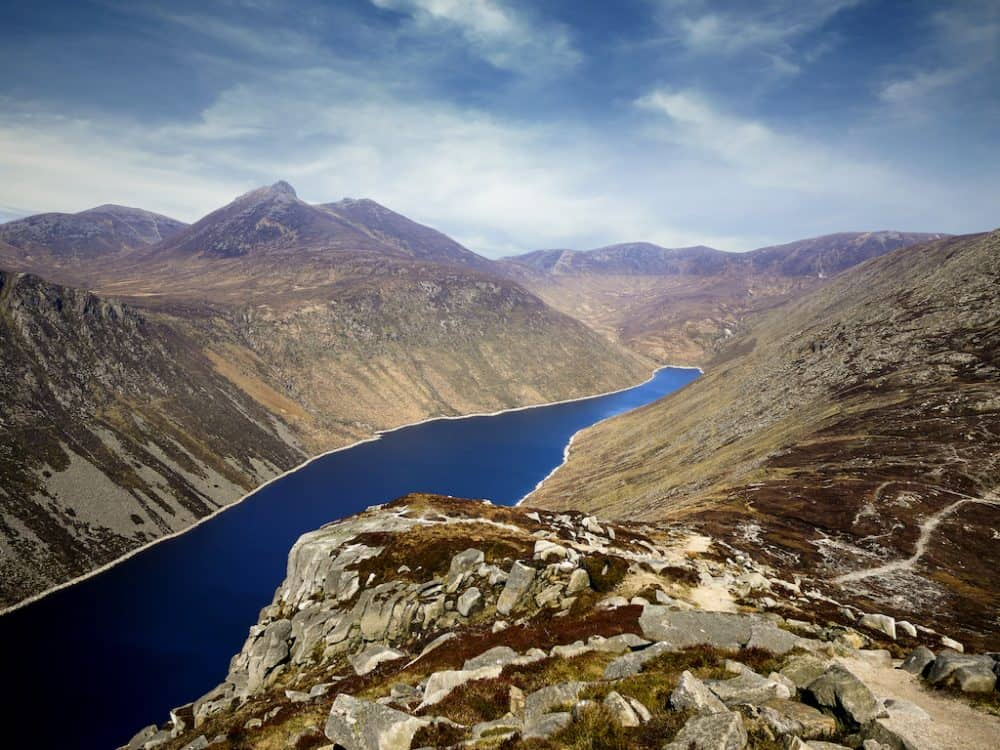 Mountains of Mourne, County Down - places to go in Ireland