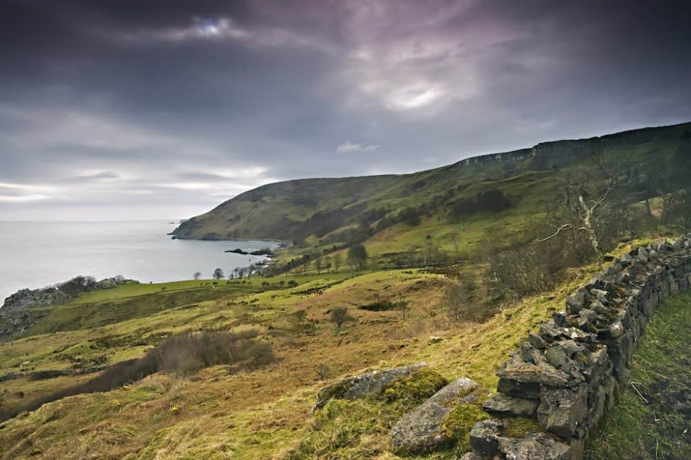 Murlough Bay, Northern Ireland - Game of Thrones film location