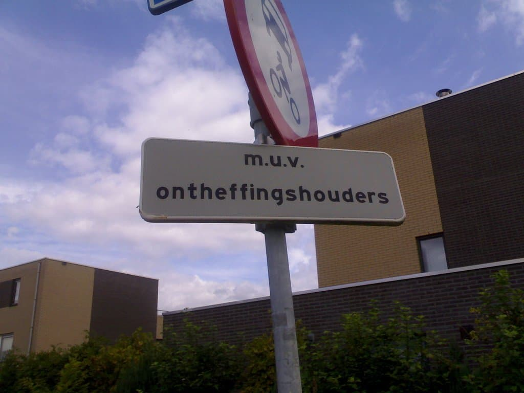 In BIG pictures: funny road signs around the world Global Grasshopper