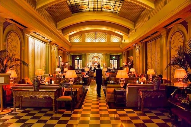 Palm Court at The Park Lane Hotel on GlobalGrasshopper.com