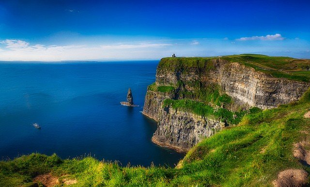 The Cliffs of Moher Ireland - one of the best places to visit in Ireland