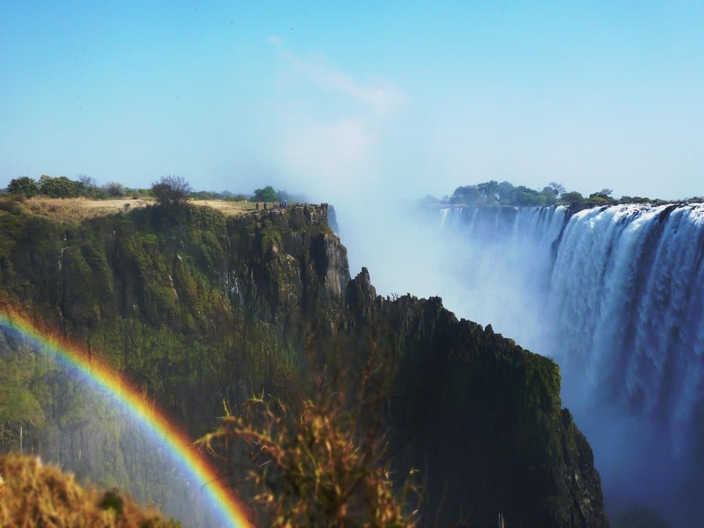 Victoria Falls, South Africa on GlobalGrasshopper.com