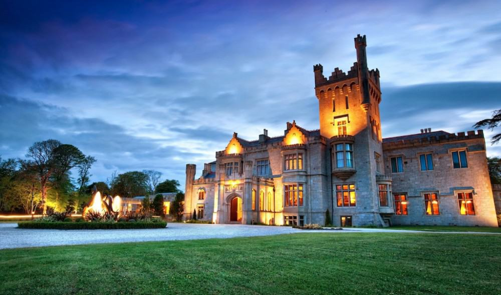 A beautiful hotel in Donegal