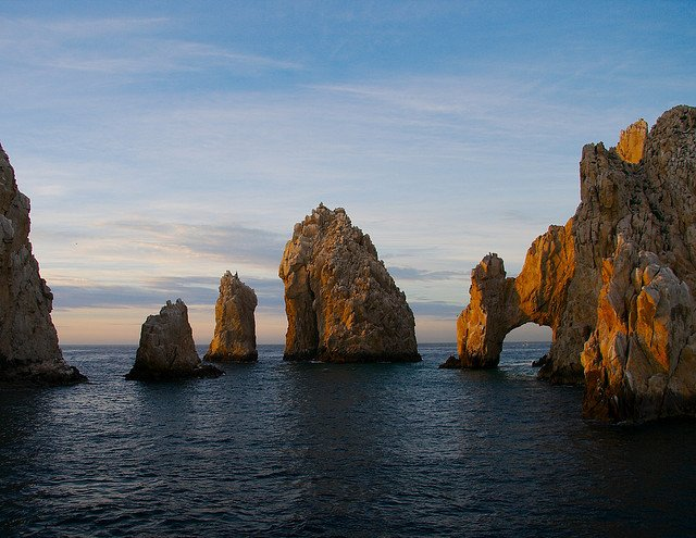 Cabo San Lucas arch, 10 of the most beautiful places to visit in Mexico on GlobalGrasshopper.com