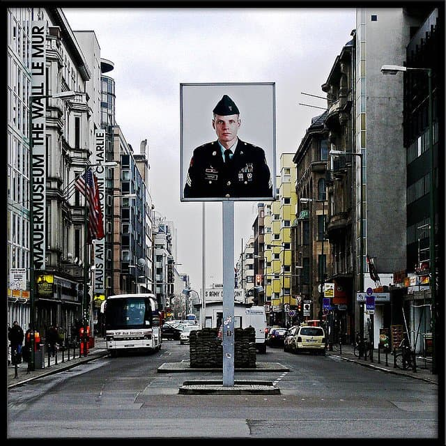 Checkpoint Charlie - things to do in Berlin on GlobalGrasshopper.com