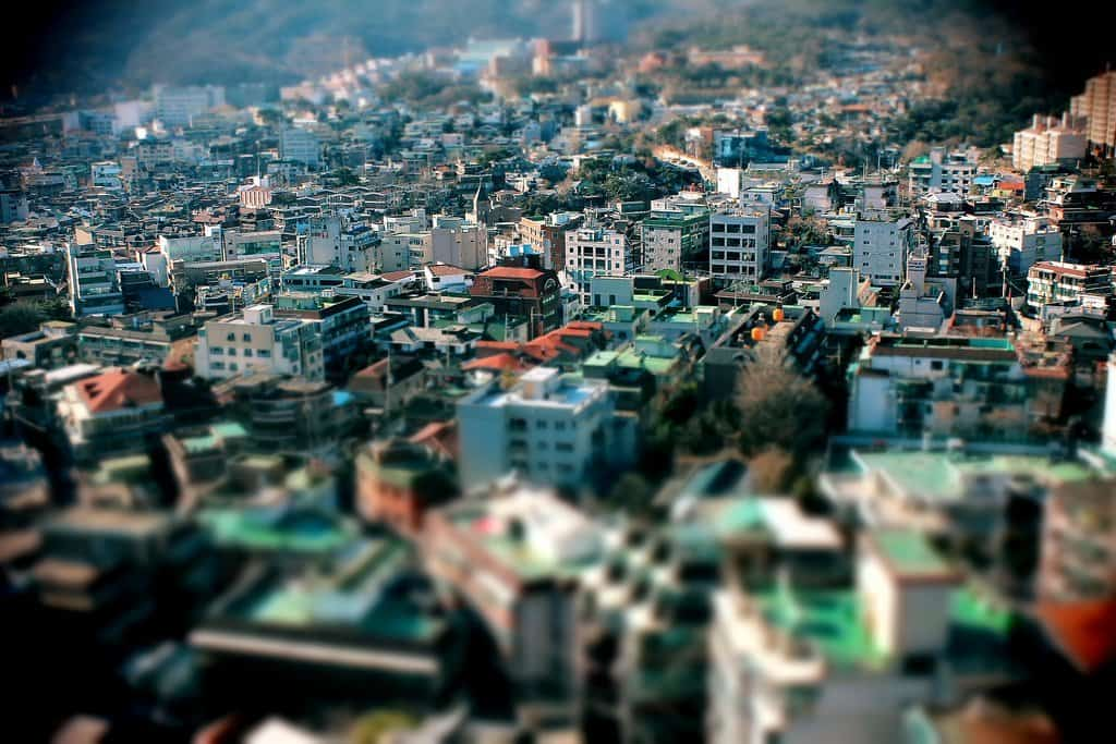 Jeongneung - tilt shift photography on GlobalGrasshopper.com