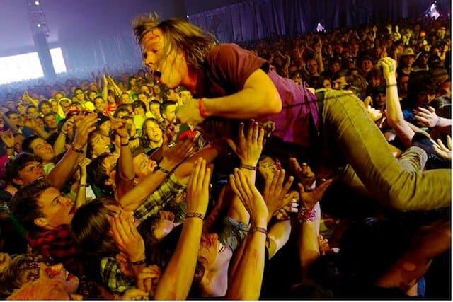 Pinkpop Festival - best European Music Festivals on GlobalGrasshopper.com