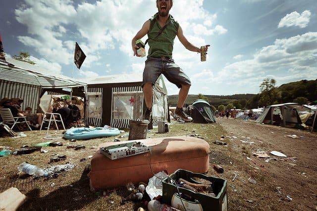 Rock Am Ring Festival Germany - best European music festivals on GlobalGrashopper.com