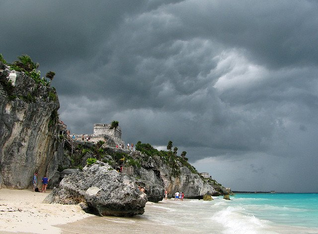 Tulum, Yucatan Peninsula, 10 of the most beautiful places to visit in Mexico on GlobalGrasshopper.com